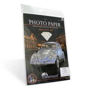 Фотобумага, Brilliant Art, праздник, A4 260г/м2, 5 л.