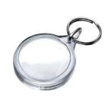 Акриловый фотобрелок круглый 39мм (1уп=25шт)