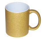 Кружка золото перламутр