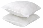 Подушка без наволочки 30х30 см в вакуумном пакете 2 шт. спанбонд