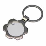 Брелок для ключей подсолнух A27 металл