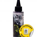 Чернила LIFE для Epson, 100мл., сублимационные, Black