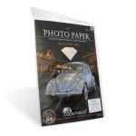 Фотобумага, Brilliant Art, лен перламутровый, A4 260г/м2, 5 л.