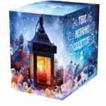 Подарочная коробка для кружки Фонарик желаний 100х100х105мм