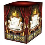 Подарочная коробка для кружки BIG BOSS 100х100х105 мм