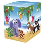 Подарочная коробка для кружки Детская 100х100х105 мм