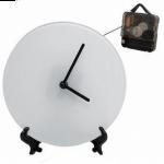 Стеклянные часы круглые BL-27 180 мм для сублимации